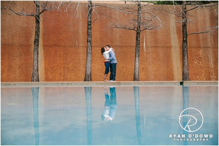 Jamie david 39 s engagement shoot fort worth water - Fort worth water gardens wedding ...