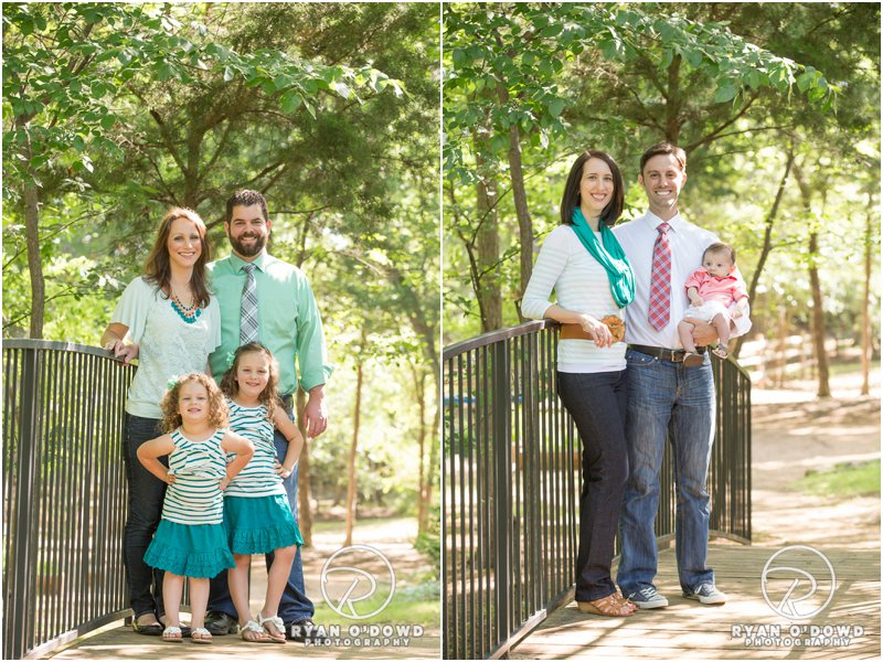 Mother\'s Day Photo Shoot at the Grapevine Botanical Gardens - Ryan O ...