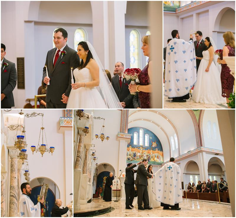 10 Greek Wedding Traditions You Might Not Know About: Nick & Ashley's Greek Orthodox Wedding In Dallas