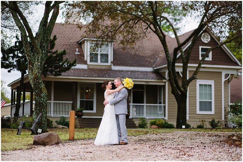 Josh Jenny Rustic Romantic Wedding
