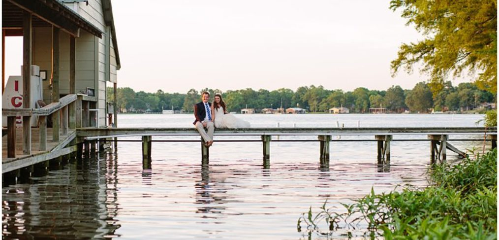Jarrett Rachaels Nautical Wedding Greenville Club Lake